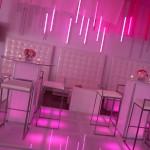 Shape Street Illuminated Event Furniture