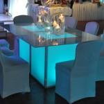 Illuminated Dinning Table