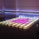 Shape Street Illuminated Dance Floor