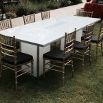 LED Banquet Table